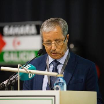 Primer Ministro saharaui reclama a España una posición valiente en el Sahara Occidental