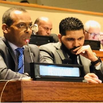 El Frente POLISARIO recuerda a la Asamblea General que la cuestión saharaui sigue siendo una cuestión pendiente de descolonización | Sahara Press Service