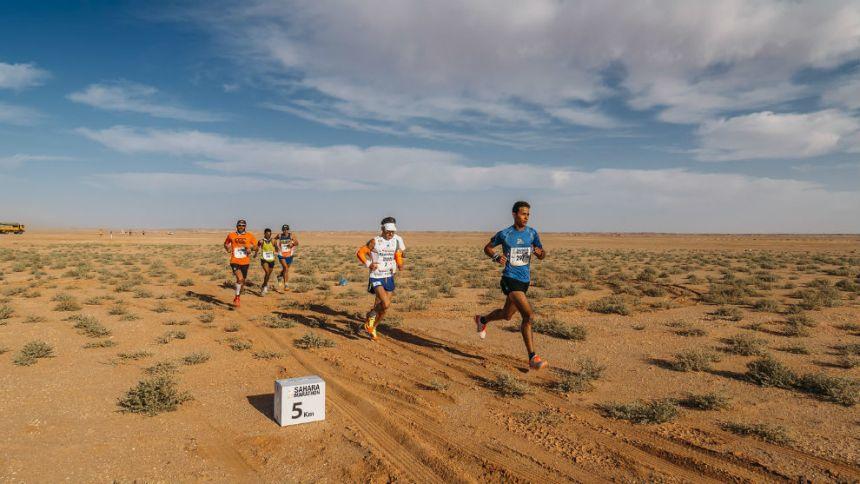 Atletismo Maratón del Sáhara 2020: una carrera solidaria por los niños refugiados