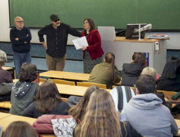 Lmrabet: «La libertad de expresión total no existe en España porque no existe en ningún país»