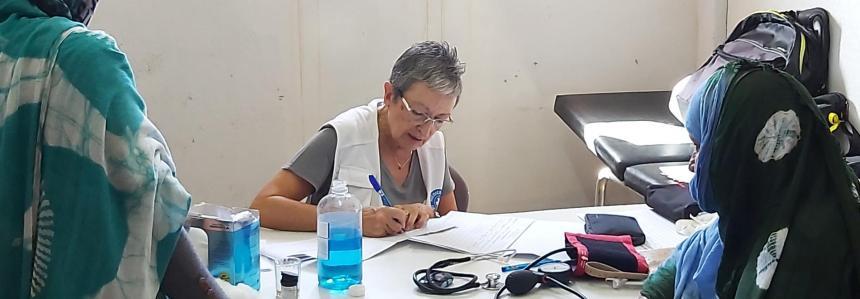 Comunicado ante la alerta de seguridad en los Campamentos de personas refugiadas saharauis en Tinduf | Médicos del Mundo