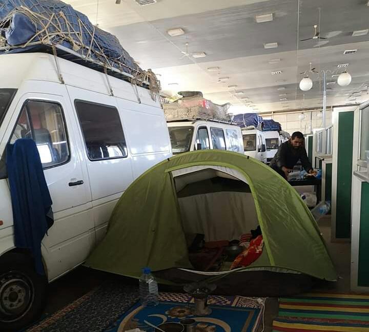 Bachir: «Las autoridades argelinas sólo permiten a las caravanas humanitarias con destino a los campamentos de refugiados saharauis desembarcar en el puerto de Orán, y no en Ghazaouet o Mostaghanem»