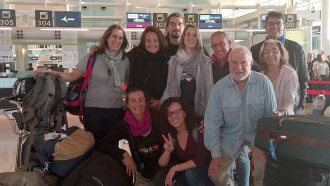 Visita a los Campamentos de Refugiados Saharauis de Tindouf de una Comisión de Urología   Mallorcactual.com