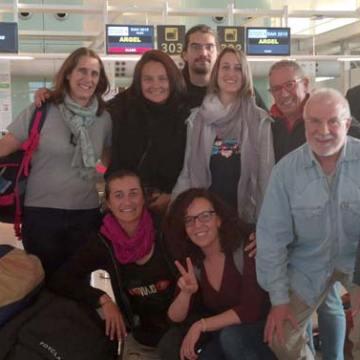 Visita a los Campamentos de Refugiados Saharauis de Tindouf de una Comisión de Urología | Mallorcactual.com