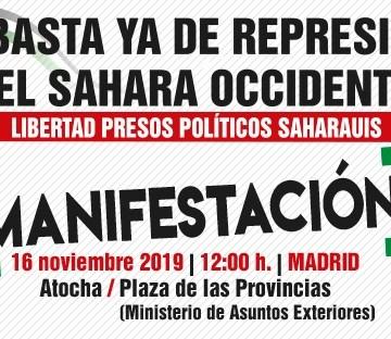 La Actualidad Saharaui: 10 de noviembre de 2019 (fin de jornada) 🇪🇭
