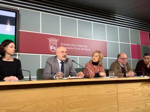 El Palacio Europa acoge la 44 Conferencia Europea de Apoyo y Solidaridad con el Pueblo Saharaui « Notas de prensa