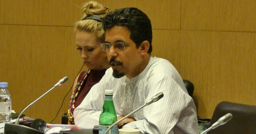 «La frustración entre el pueblo saharaui después de la resolución 2494, también fue expresada por países miembros del Consejo de Seguridad», Oubbi Bucharaya