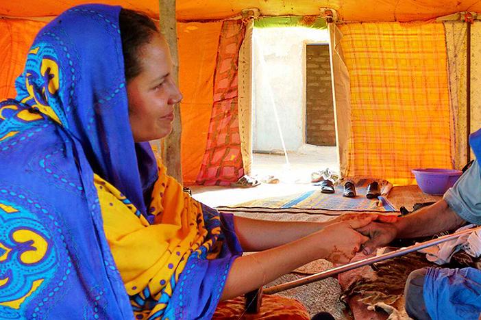 Un proyecto artístico nacido en el Sahara reunirá en Abadiño relatos de mujeres sobre empoderamiento – Mugalari Kultura