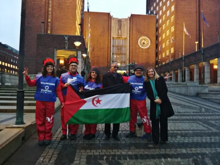 El Sáhara se hace presente en la inauguración de la cuarta conferencia de revisión del tratado de Ottawa