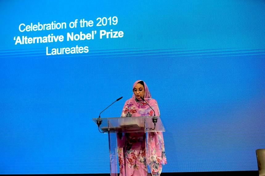 Se celebra en Ginebra la primera ceremonia oficial para la entrega del PREMIO NOBEL ALTERNATVO   Sahara Press Service