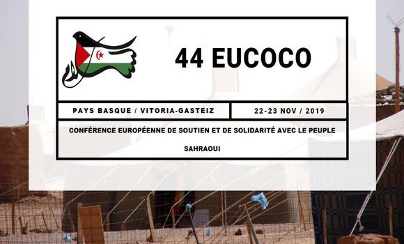 Eucoco 2019 : plusieurs ateliers et rencontres au programme de la Conférence | Sahara Press Service