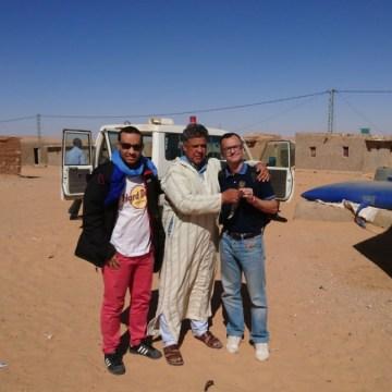 La prestigiosa revista Medicina Clínica publica un artículo de dos médicos de Herrera sobre la diabetes en los campos saharauis – AionSur