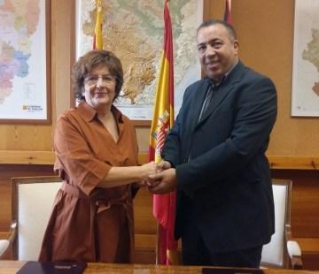El Gobierno aragonés renueva su colaboración con la Delegación del Pueblo Saharaui en Aragón | NoticiasDe.es