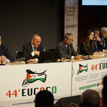 La Actualidad Saharaui: 22 de noviembre de 2019 (Fin de jornada) 🇪🇭 – #eucocovitoria19 #SaharaLibre #PolisarioVencera