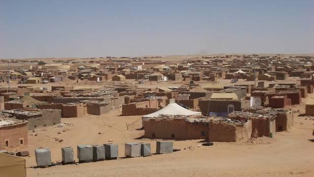 Más de 60 navarros viajan a los campamentos saharauis pese a la alerta de riesgo de atentado. Noticias de Navarra