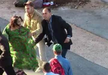 Un juez marroquí ordena el arresto de una activista saharaui durante el juicio de su hijo – الفريق الاعلامي