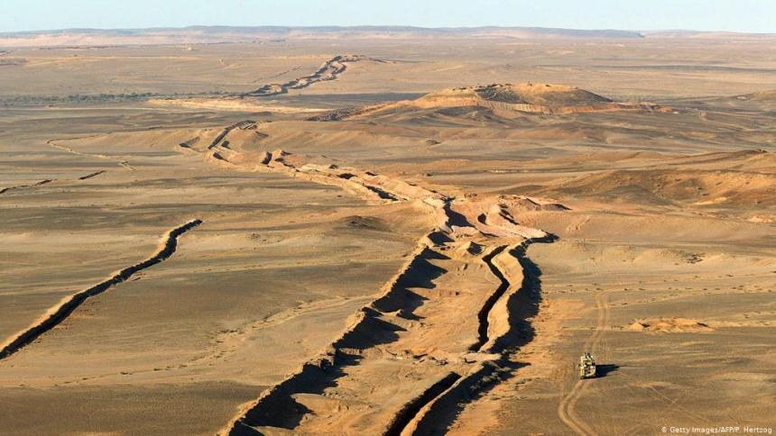 International community needs to pressure on Morocco to remove «wall of shame» | Sahara Press Service