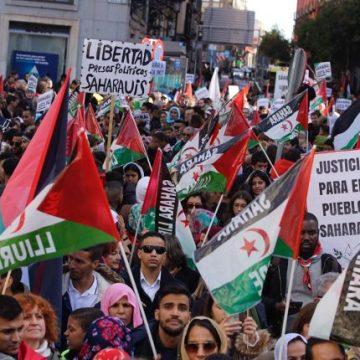 El movimiento de apoyo al Sahara se manifiesta en Madrid para pedir el fin de la ocupación – cuarto poder
