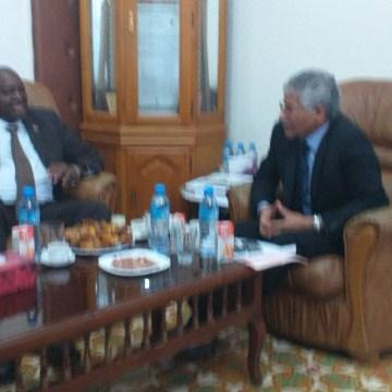 L'ambassadeur du Zimbabwe à Alger réitère le soutien de son pays à l'organisation d'un référendum d'autodétermination au Sahara Occidental | Sahara Press Service