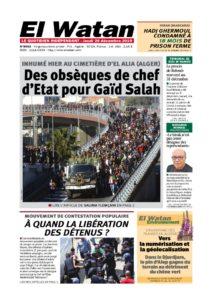 15e congrès du Front Polisario : Les Sahraouis interpellent la communauté internationale   El Watan