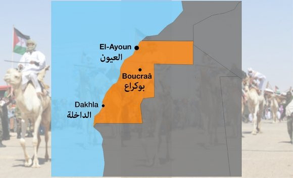 La zone océanique du Sahara occidental est réglée en droit international depuis 1975