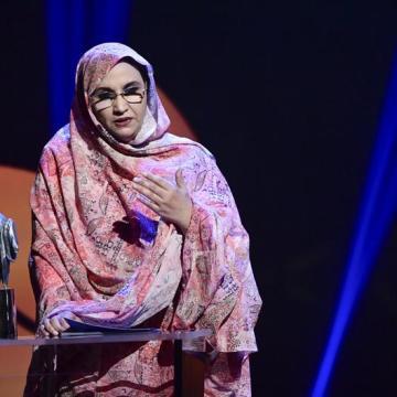 Aminatou Haidar receives alternative Nobel Prize, achievement for Sahrawi people | Sahara Press Service
