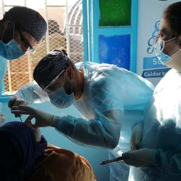 La asociación que «quita muchos dolores de muelas» en campamentos saharauis – lavozdelsur.es