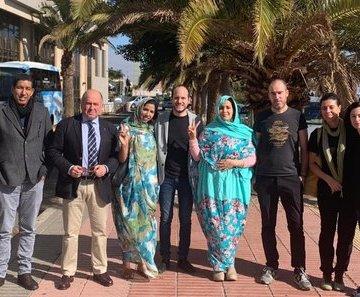 Marruecos impide a parlamentarios vascos entrar en los territorios ocupados | Mundua | Naiz