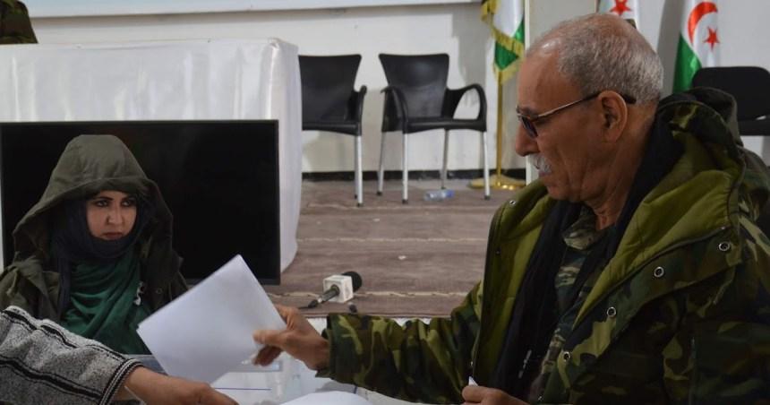 Comienza oficialmente la votación para elegir al presidente de la RASD, Brahim Gali se presenta como único candidato