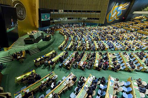La ONU reafirma el derecho del pueblo saharaui a la autodeterminación y el Polisario asegura que cuestionará su participación en el proceso político si se cambia la naturaleza legal del conflicto