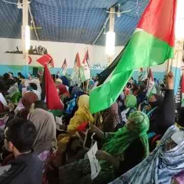 Auserd ofrece la màs calurosa y cordial recepción a los visitantes extranjeros | Sahara Press Service