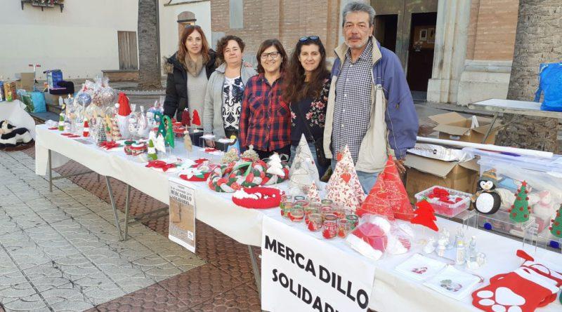 La Asociación Smara gana apoyos con su mercadillo solidario