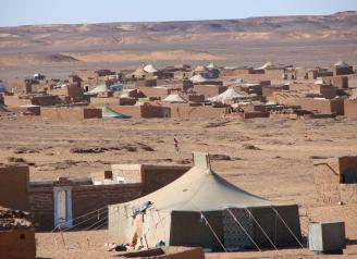 El colectivo asegura que «todo está tranquilo» en los campamentos saharauis en Tinduf – Faro de Vigo