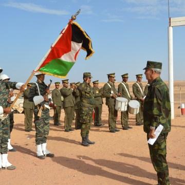 Presidente de la República anuncia el nombramiento de nuevos cargos en el Ministerio de Defensa Nacional | Sahara Press Service