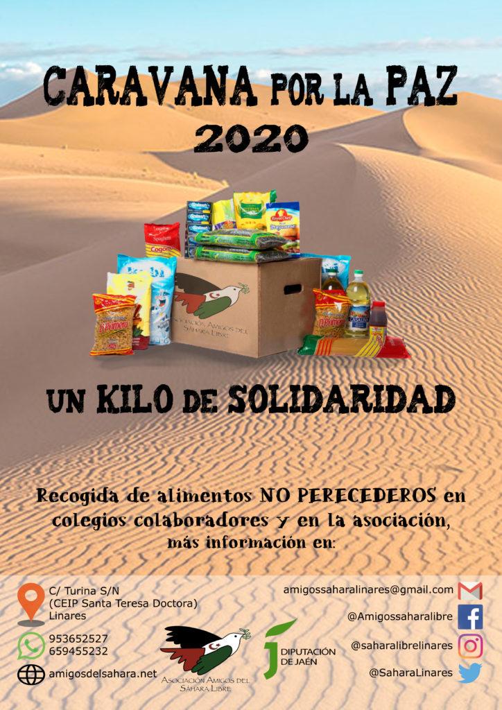 """Amigos del Sahara Libre » Blog Archive » LA DIPUTACIÓN DE JAÉN SE SUMA AL PROYECTO DE AYUDA HUMANITARIA:""""CARAVANA POR LA PAZ 2020"""""""