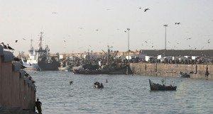 Puerto de Agadir (Marruecos). EFE/Marta Miera
