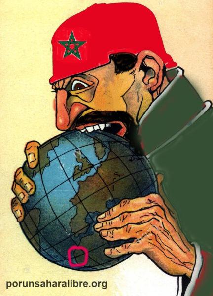 Carrera frenética de Marruecos aprovechando el vacío de la ONU   PUSL