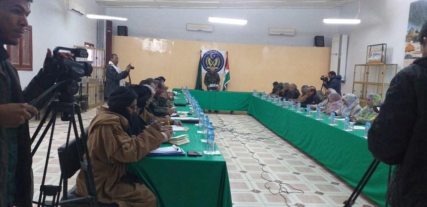 El Secretariado Nacional del Frente Polisario: «El compromiso con la ONU está sujeto a condiciones prácticas y claras»