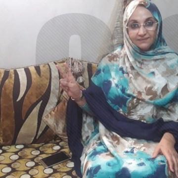 Las fuerzas de ocupación marroquíes propinan brutal paliza a la activista saharaui Aminetu Haidar