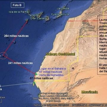 ¡ÚLTIMAS noticias contra el desierto informativo del Sahara Occidental!