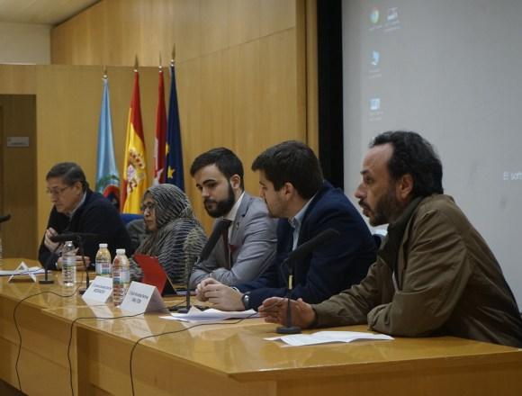 La Universidad Rey Juan Carlos acoge conferencia sobre la situación en el Sahara Occidental y la lucha contra la ocupación marroquí | Sahara Press Service