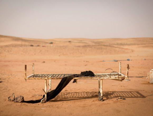 El muro, las minas y las víctimas en el Sáhara Occidental. Historias de resistencia. – Ingeniería Sin Fronteras