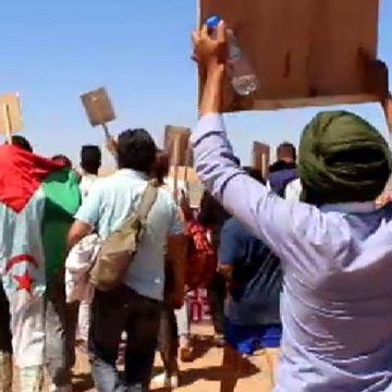 Una asociación saharaui denuncia la existencia de siete millones de minas antipersona en el muro marroquí