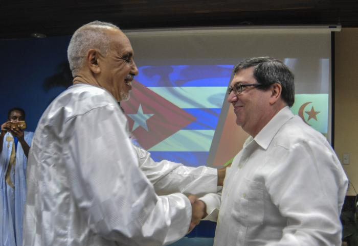 Celebran vínculos fraternos entre Cuba y los saharauis – Aniversario 40 de las relaciones entre Cuba y la RASD