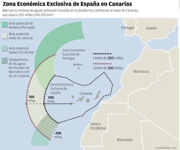 Coincidiendo con la visita de la titular de la diplomacia española, Marruecos aprueba el miércoles su deslinde marítimo