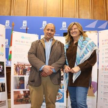 """Presentan en San Sebastián el proyecto """"Más que un Viaje"""" para la acogida de niños saharauis en el programa """"Vacaciones en Paz 2020""""   Sahara Press Service"""