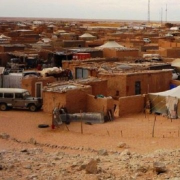 ¿Por qué se mantiene la alerta de riesgo en los campamentos saharauis?