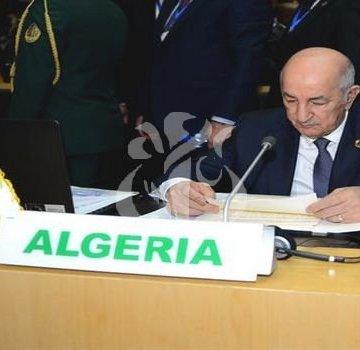 Argelia subraya la necesidad de encontrar una solución a la cuestión saharaui basada en el derecho inalienable del pueblo saharaui a la autodeterminación | Sahara Press Service