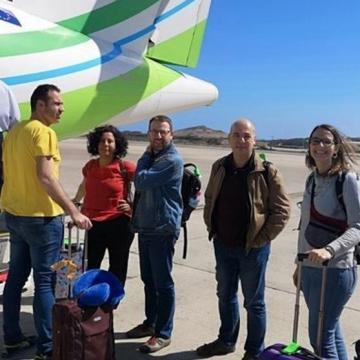 Marruecos impide la entrada a diputados y activistas catalanes que iban al Sáhara ocupado
