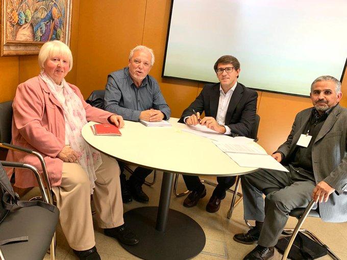Diputación de Alicante resalta solidaridad con el pueblo saharaui | Sahara Press Service